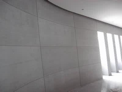 Facade Interior Fiber Cement Wall Board , Fibre Cement Sheet Cladding Fire Resistant