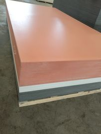 China Colorful Reinforced Fiber Cement Panel Siding Board For Interior / Exterior High Strength factory