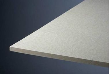 Fire Rated 12mm Calcium Silicate Ceiling Board Thermal / Heat Insulation For Indoor Use