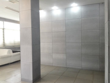 Water Proof  Interior Fiber Cement Board Non - Toxic Non - Radioactive Wall Panel
