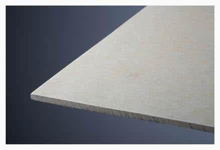 Acrylic Coated Fire Resistant Fiber Cement Board Interior Wall Panel Light Weight supplier