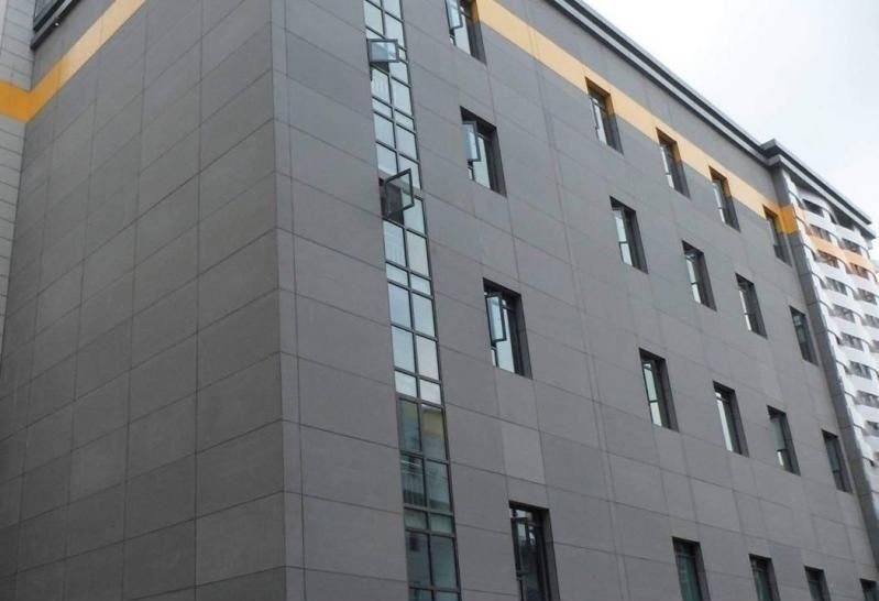 Exterior Wall Compressed Fibre Cement Sheet Cladding