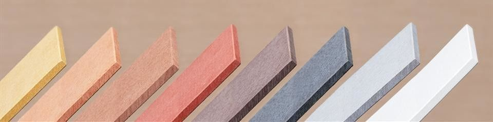 Fire Decorative Boards : Decorative wall colored fiber cement board high density