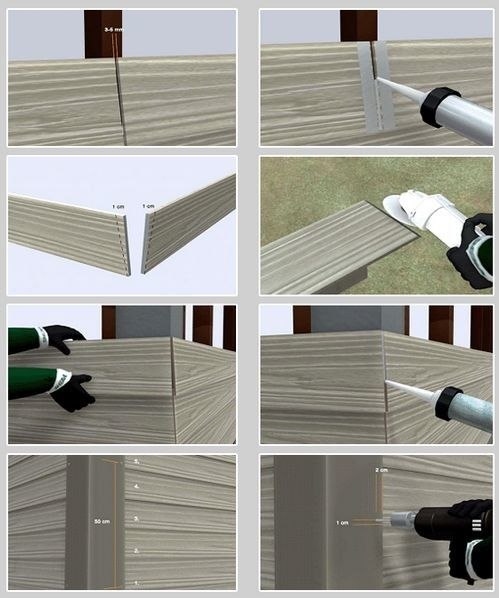 Decorative Exterior Cement Board : Decorative fiber cement siding that looks like wood