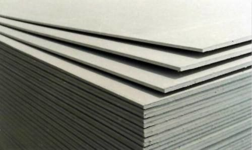9mm Reinforced Fiber Calcium Silicate Insulation Board Free Asbestos Eco Friendly supplier
