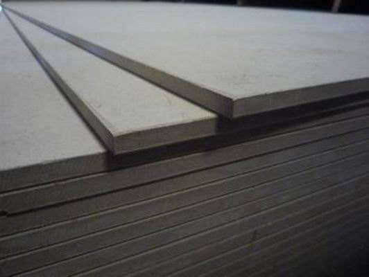 Light Weight 6mm Calcium Silicate Board Waterproof For Interior Wall Ceiling Partition supplier