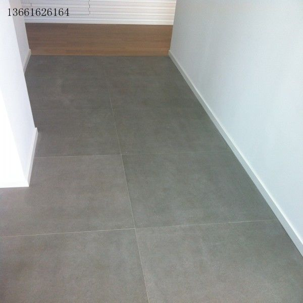 Insect Proof 18mm Compressed Fiber Cement Floor Board High
