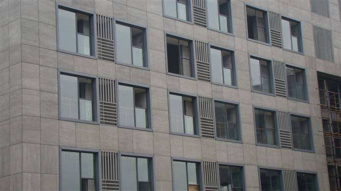 A1 Class Fireproof Fiber Cement Board , Interior Wall Building Partition Panel supplier