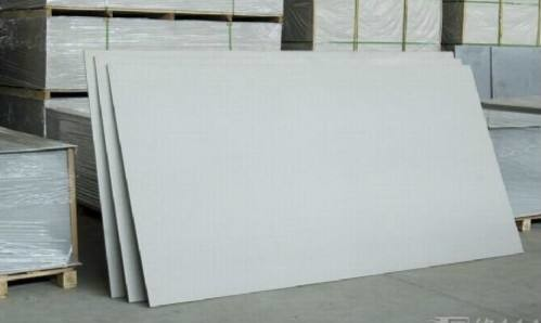 9mm Partition Calcium Silicate Board Siding Interior Wall