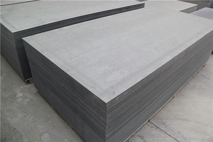 Tongue And Groove Fiber Cement Board Panels For Floor High